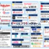EC業界カオスマップ2020 - ECモール&プラットフォーム編